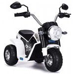 Moto Triciclo Lamas Toys Baby Bianco