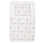 Set per Culla Chicco Next 2 Me 3 Pz Little Animals
