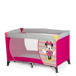 Lettino da Campeggio Disney Hauck Dream'n Play Minnie Geo Pink