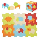 Tappeto Puzzle Ludi 3 in 1 Animali Small