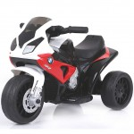 Triciclo Elettrico Lamas Toys BMW RR Rosso